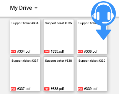 Save emails to Google Drive | Save Gmail to Google Drive